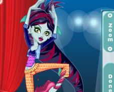 Лагуна в танцевальном классе
