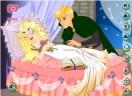 Одевалка спящая красавица