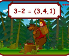 Весёлая-математика