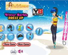 Зимняя-Барби-одевается