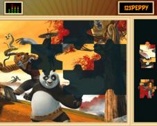 Пазл Кунг-фу панда 2