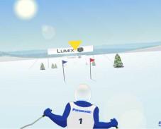 Панасоник-Лыжные-гонки