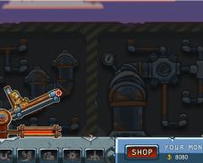 Пушка для маникенов