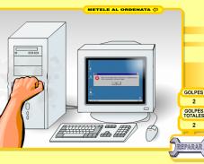 Сломай компьютер