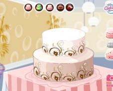 Потрясающий-торт