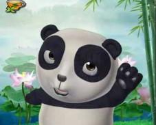 Говорящая-панда