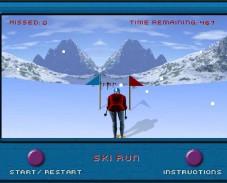 Лыжная-гонка