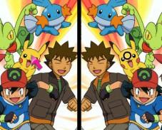 Покемоны на постере