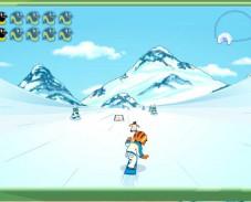 Диего-на-сноуборде