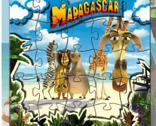 Мадагаскар---пазлы