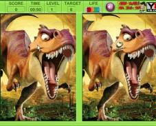 Эра-Динозавров---отличия