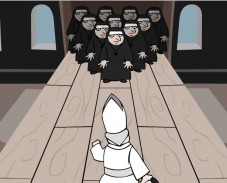 Боулинг-в-монастыре