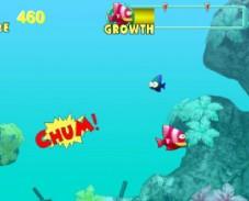 Голодная рыбка