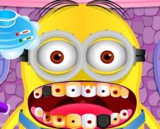 Малыш у дантиста