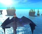 Dragons Wild Skies