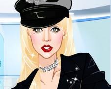 Леди Гага одевалка 2
