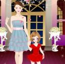 Мама и малыш Принцесса