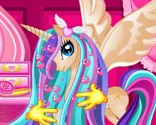 Новая принцесса пони