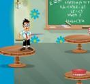 Разъяренный школьный учитель