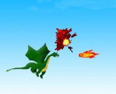 Смелый дракон