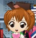 Собери Лизу в школу