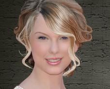 Taylor Swift макияж