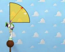 История игрушек Базз прыгает