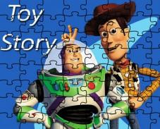История игрушек Сложный пазл