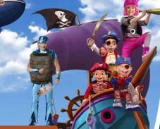 Лентяево пиратские приключения