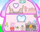 Свинка Пеппа кукольный дом