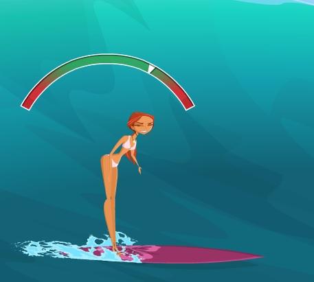 Веселый серфинг