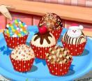 Кухня Сары Новогодние кексы