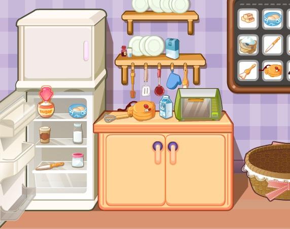 Кухня Сары. Печенье на палочке