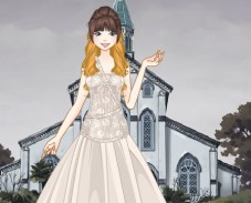 Одевалка мега свадьба
