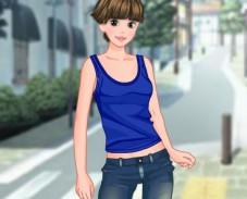 Одевалка сорванец