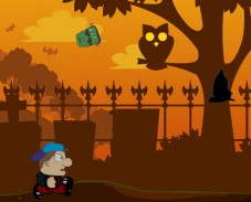 Бегунок Halloween