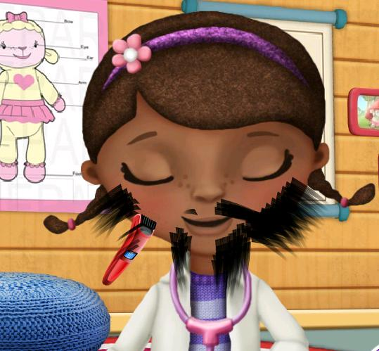 Доктор Плюшева Сбрить бороду