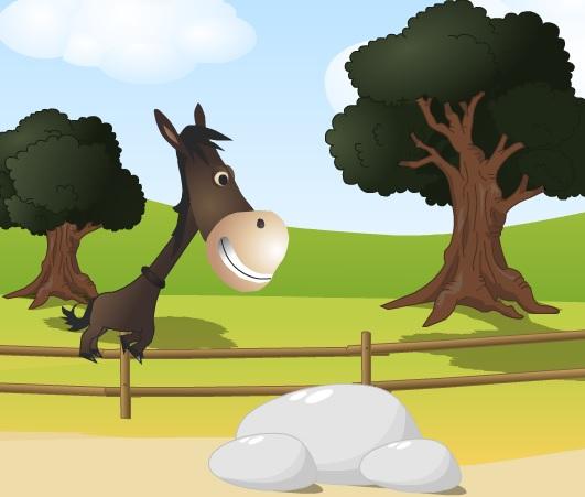 Лошадка, беги