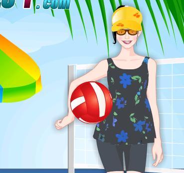 Наряд для пляжного волейбола