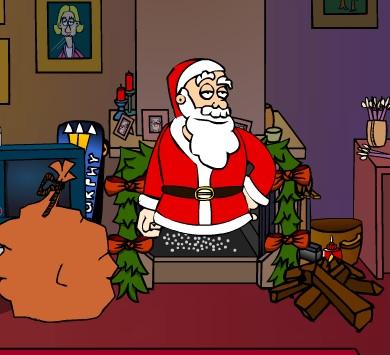 Закон мерфи Рождество