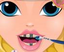 Эпл Вайт у стоматолога