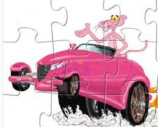 Авто розовой пантеры