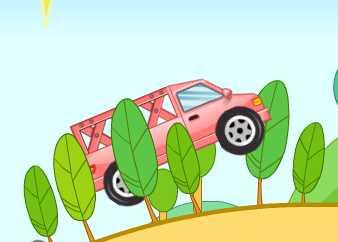 Грузовик розовой пантеры