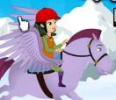 Летающая Лошадь Софии
