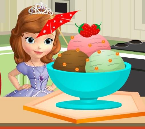 Мороженое для Софии