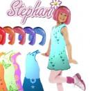 Одевалка Стефании