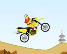 Аватар мотоциклист