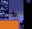 Бэтмен на велосипеде