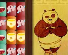 Кунг-фу Панда три в ряд