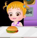 Гамбургеры для Хейзел